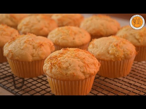 cheese-cupcake-recipe-|-how-to-make-cheese-cupcake-|-ep.-102-|-mortar-and-pastry