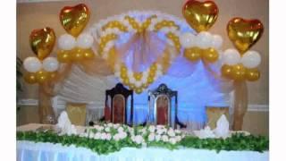 Оформление Свадьбы Шарами Фото