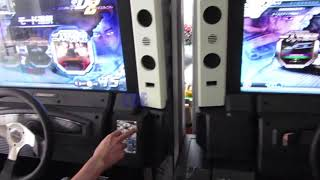 Initial D' Arcade Stage Version 8 Infinity 2 players with server