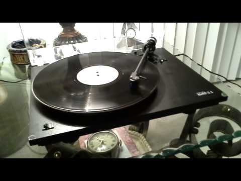 Music Hall MMF 2.1 turntable.