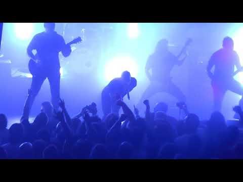 The Dillinger Escape Plan Live in Poland (10.08.2017) HD