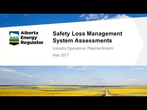 Safety Loss Management System Assessments Presentation