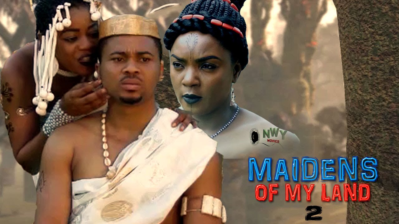 Download Madiens of My Land 2 - 2016 Latest Nigerian Nollywood Movie