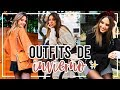 OUTFITS TUMBLR DE INVIERNO | Valeria Basurco