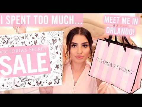 Victorias Secret Semi Annual Sale Haul 2019