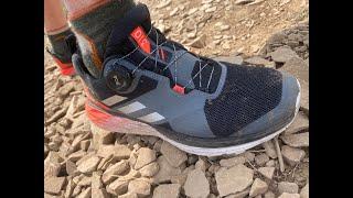 adidas Terrex Two BOA Initial Run & Hike Review & Shoe Details