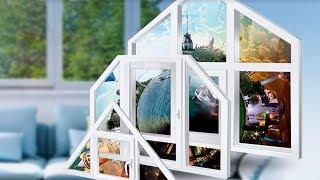 видео Нестандартные окна