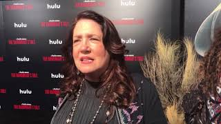 Ann Dowd beams with joy when discussing her 'unbelievable' Emmy triumph for 'The Handmaid's Tale'