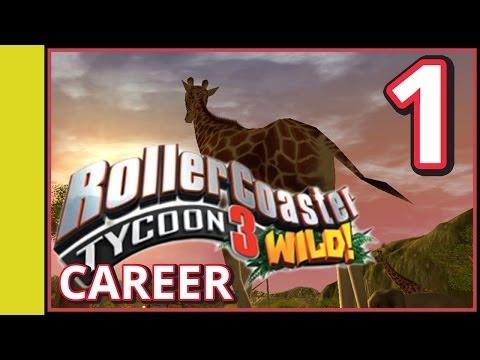 Rollercoaster Tycoon 3 Career