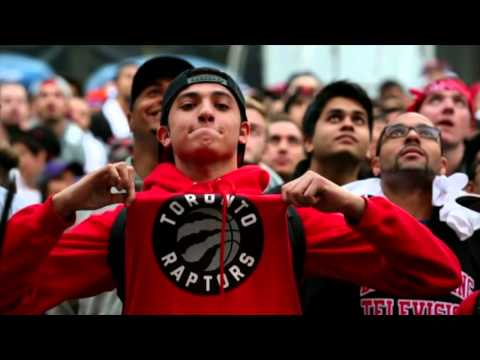 Peter Jackson - Rap City - 2016 Toronto Raptor's Playoff Anthem Feat Michael Mazze - Official Video