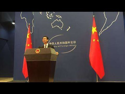 Chinese Foreign Ministry: Indian troops' border crossing 'very serious'