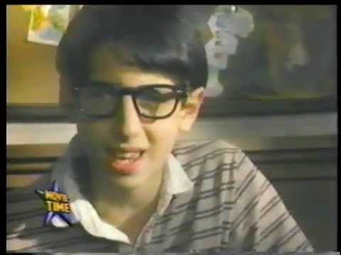 MovieTime  with Josh Saviano, fall 1989