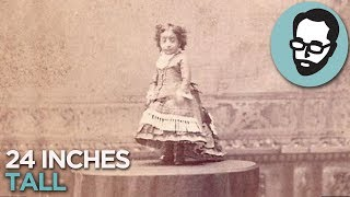 The Tragic Life Of Lucia Zarate: The Smallest Woman Ever | Random Thursday