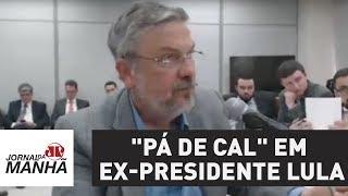 """Quebra de silêncio de Palocci é """"pá de cal"""" em ex-presidente Lula"""