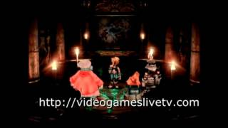 final fantasy IX gameplay