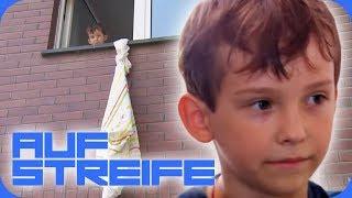 Damian Will Aus Dem Fenster Klettern! Wo Ist Seine Babysitterin? | Auf Streife | SAT.1