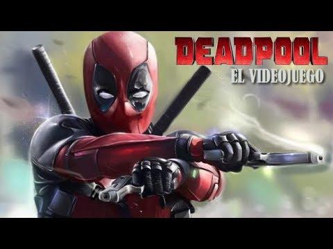 Deadpool Pelicula Completa ESPAÑOL l Escenas del juego en Español Sub. l Game Movie