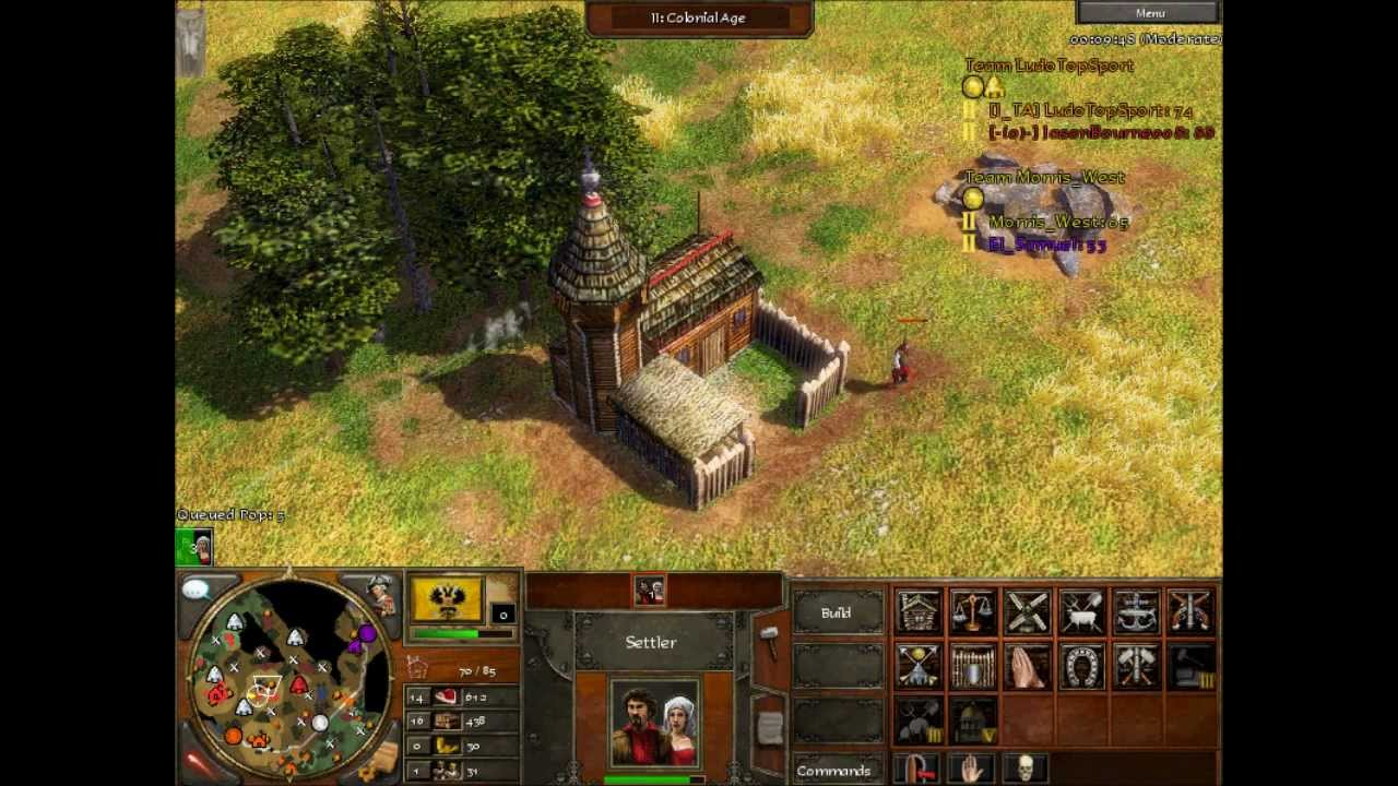 how to delete walls in age of empire 2