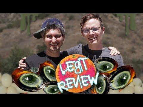 LEGIT FOOD REVIEW - Eggs (Ft. h3h3)