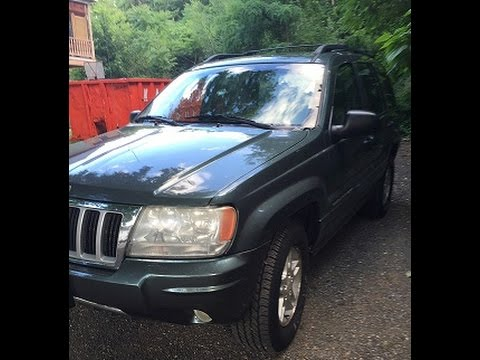 Jeep Grand Cherokee Window Issue Fixed