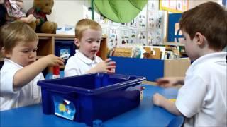 A day in Kindergarten