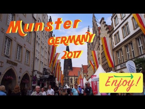 Munster, Germany Vlog