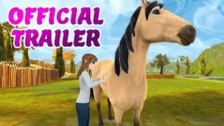 Horse Riding Tales - Official Trailer - Out Now on Android