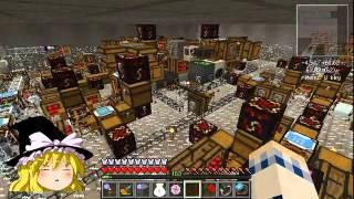 【Minecraft】科学の力使いまくって隠居生活隠居編 Part76【ゆっく…