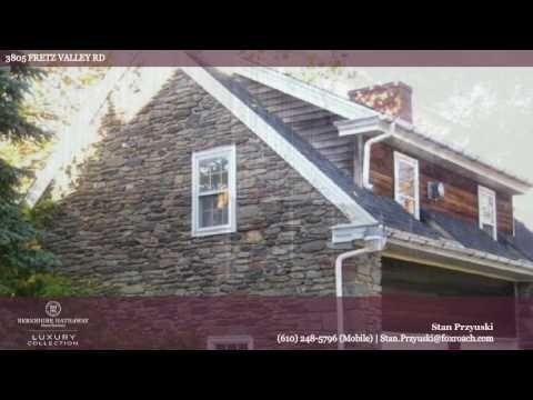 3805 FRETZ VALLEY RD OTTSVILLE, PA 18942