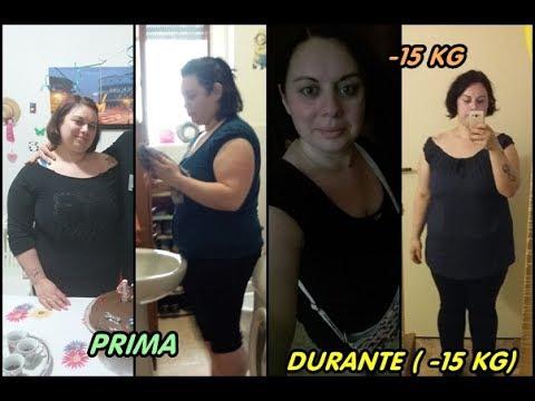 aggiornamento dieta - ho perso 15 kg mangiando sano ||kamipucca||