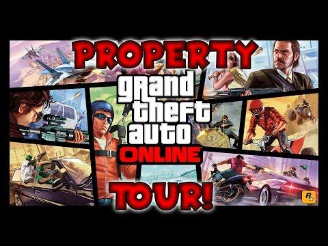 GTA Online - Property Tour (Part 2)