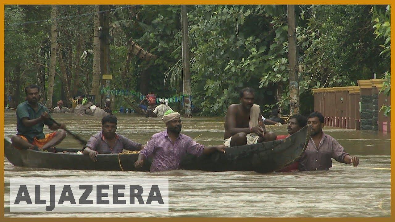 AlJazeera English:India's Kerala struggles to recover from devastating floods