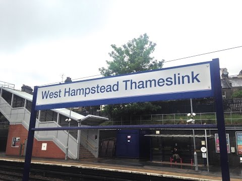 Full Journey on Thameslink (Class 319) from Sevenoaks to West Hampstead Thameslink (via Catford)