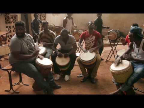 Bassidi Kone, Petit Adama Diarra e Weedie Brahima, Bamako, Mali - part 1