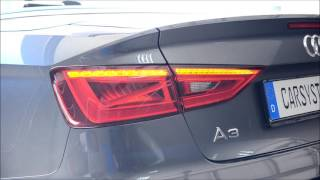 audi a3 8v cabrio dynamic turn lights