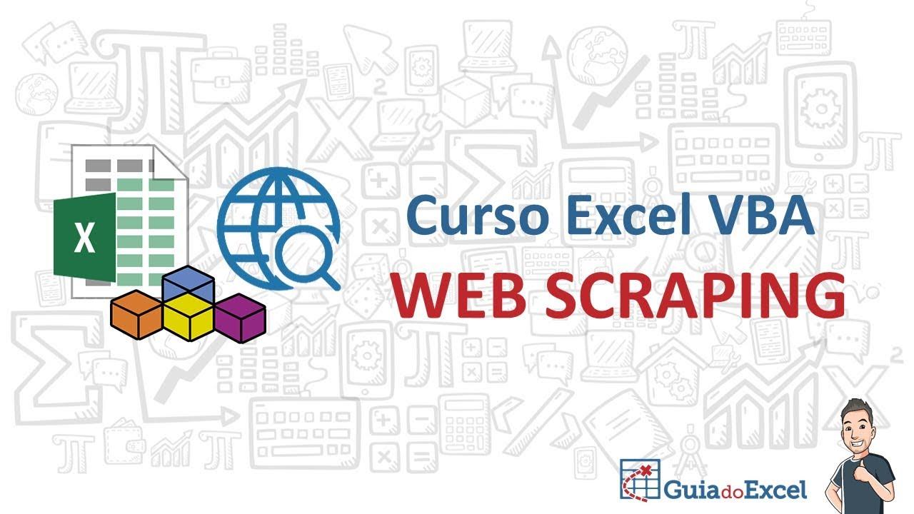 Curso Web Scraping VBA Excel
