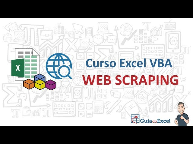 Curso Web Scraping VBA Excel