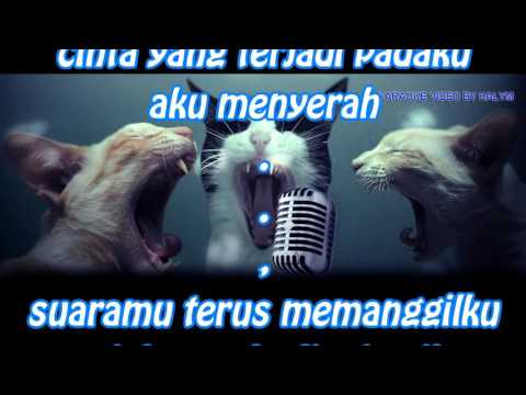 Karaoke Judika - Malaikat No Vocal +Lyric - YouTube