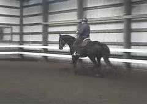 Cowboy Gets A Flat Tire