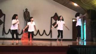 Phir bhi dil hai Hindustani dance performance