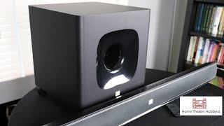 jBL Cinema SB400 Soundbar - Review