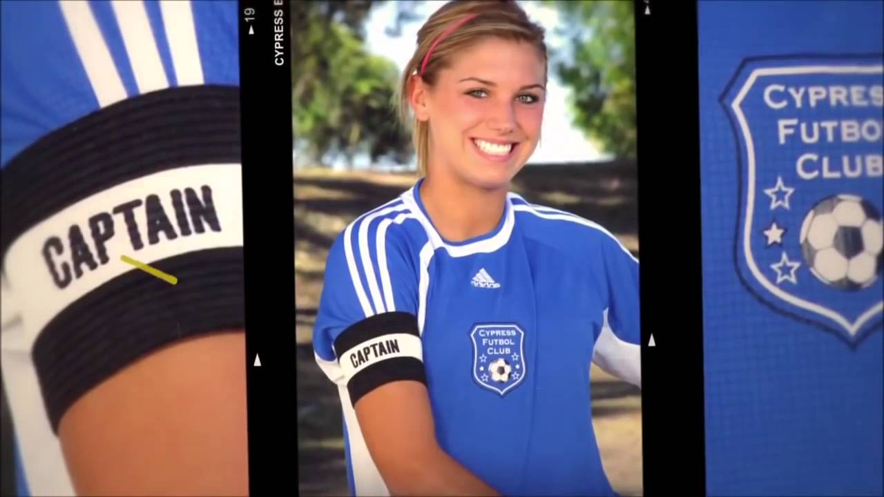 what college did alex morgan go to