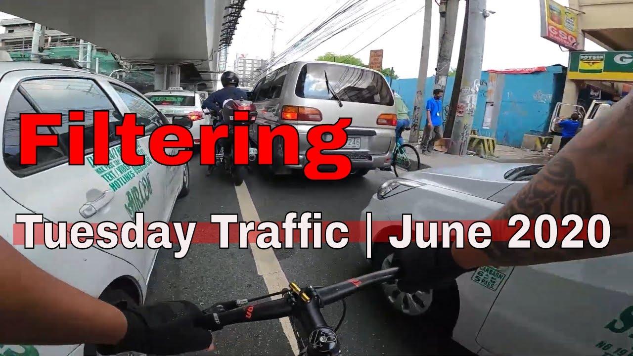 Tuesday Traffic