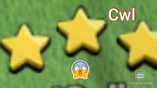 Atacking In CWL Clash Of Clans