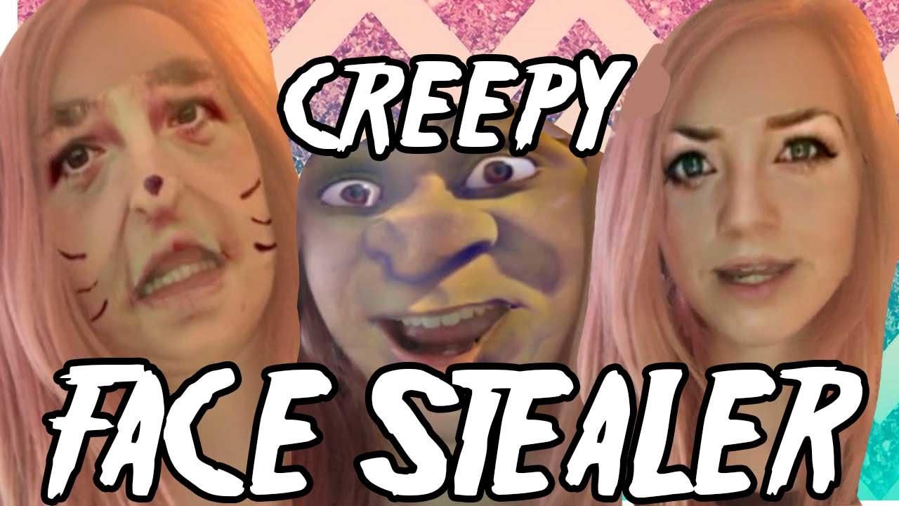 Creepy Face Stealer
