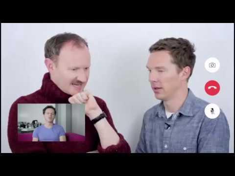 Andrew Scott- Comic Con Mesajı Macerası