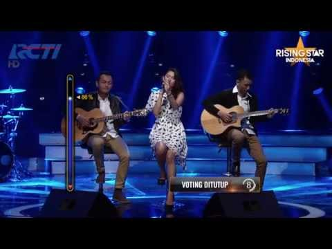 """CND """"Stay With Me"""" Sam Smith - Rising Star Indonesia Live Duels 4 Eps. 12"""