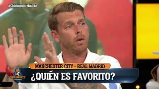 ¿Real Madrid para campeón de Champions? : El Chiringuito