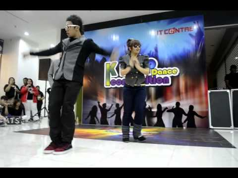 k-pop dance competition 4 Dimension - YouTube