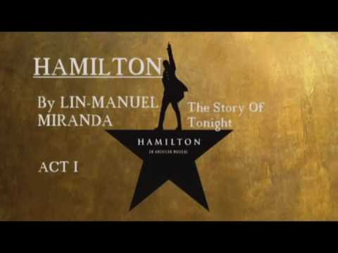 Hamilton: An American al  SOUNDTRACK